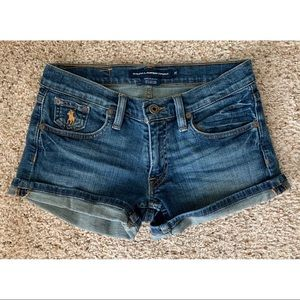 Ralph Lauren Denim Short